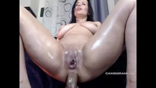 Homemade Amateur Milf Anal Masturbation On Cam …