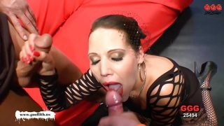 MILFs Anal and cum eating