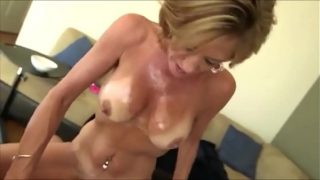 Real nephew and aunt fucks- Watch Part2 on Milf…