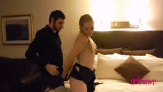 "Whore'r Stories ""Hotel Maid Gets Serviced"""