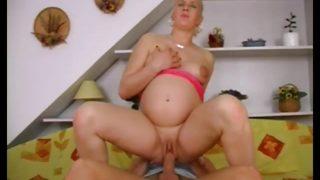 Big Tits Pregnant Gets Fucked